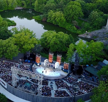 delacorte theatre